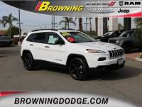 2017 Jeep Cherokee Sport SUV in Norco