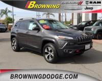2016 Jeep Cherokee Trailhawk SUV in Norco