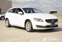 Certified Pre-Owned 2017 Volvo V60 Premier Wagon For Sale San Antonio, Texas