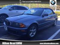 2002 BMW 3 Series 325Ci * Clean Trade In * 5-Speed Manual Transmissi Convertible Rear-wheel Drive
