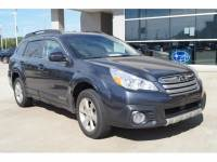 2013 Subaru Outback 2.5I LTD