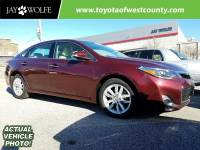 Certified Pre-Owned 2015 TOYOTA AVALON 4DR SDN XLE Front Wheel Drive Sedan