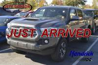 2016 Toyota Tacoma TRD Sport 4WD Double Cab V6 AT TRD Sport