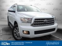 2015 Toyota Sequoia Limited RWD 5.7L Limited