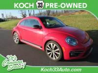 Pre-Owned 2013 Volkswagen Beetle R-Line FWD 2D Hatchback