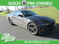 Pre-Owned 2012 Ford Mustang GT RWD 2D Coupe