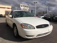 Used 2006 Ford Taurus SEL For Sale Oklahoma City OK