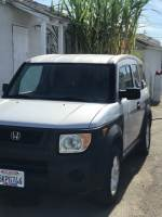 2004 Honda Element EX 4dr SUV w/Side Airbags