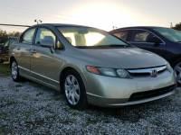 2007 Honda Civic 4dr AT LX Sedan