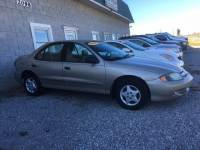 2005 Chevrolet Cavalier Base 4dr Sedan