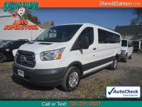 2016 Ford Transit 150 Wagon Low Roof XLT 60/40 Pass. 130-in. WB