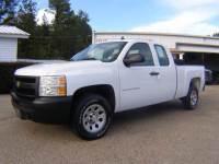 2009 Chevrolet Silverado 1500 4x2 Work Truck 4dr Extended Cab 6.5 ft. SB