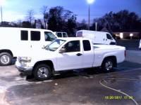 2008 GMC Canyon 2WD Ext Cab