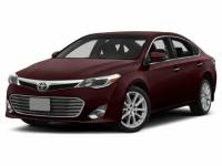 2014 Toyota Avalon Car FWD