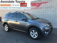 Pre-Owned 2014 Toyota RAV4 XLE SUV Front-wheel Drive in Avondale, AZ