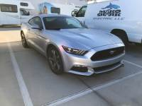 Used 2015 Ford Mustang Ecoboost Coupe I-4 cyl in Kissimmee, FL