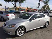 2007 Lexus IS 250 4dr Sedan (2.5L V6 6A)