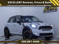 2016 MINI Cooper Countryman AWD 4dr S ALL4