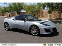 New 2017 Lotus Evora 400