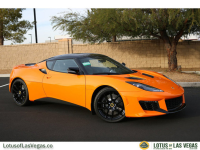 New 2017 Lotus Evora 400