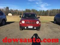 2011 Jeep Patriot 4x4 Latitude 4dr SUV