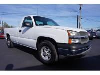 2003 Chevrolet Silverado 1500 1500 133.0 WB Work Truck