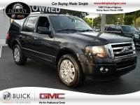 Pre-Owned 2012 FORD EXPEDITION LIMITED Rear Wheel Drive 4 Door