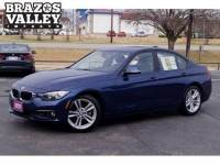 Certified Pre-Owned 2017 BMW 3 Series 320i RWD 4dr Car