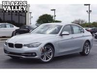 Pre-Owned 2017 BMW 3 Series 330e iPerformance RWD 4dr Car
