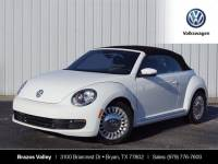 Pre-Owned 2016 Volkswagen Beetle Convertible 1.8T S FWD Convertible