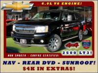 2007 Chevrolet Suburban 2500 LT3 4X4 - NAVIGATION - REAR DVD - SUNROOF!