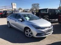 2017 Chevrolet Cruze FWD 4dr Car Premier