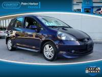 Pre-Owned 2008 Honda Fit Sport Hatchback in Tampa FL