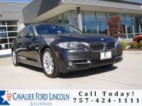 2015 BMW 5 Series 535i Xdrive Sedan I6 24V GDI DOHC Turbo