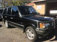 2002 Land Rover Range Rover AWD 4.6 HSE 4dr SUV