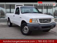 2003 Ford Ranger XL Reg. Cab Long Bed 2WD