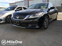 2015 Honda Accord LX Sedan I4 DOHC i-VTEC 16V