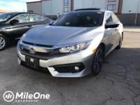 2016 Honda Civic EX-T Sedan I-4 DI DOHC Turbocharged