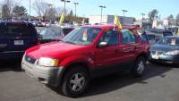 2001 Ford Escape XLS 4WD 4dr SUV