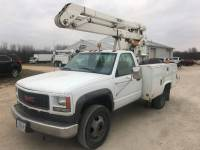 1996 GMC C/K 3500 Series Bucket truck