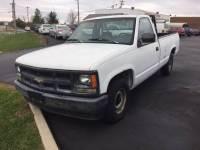 1992 Chevrolet C/K 1500 Series 2dr C1500 Standard Cab LB