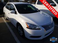 Certified 2015 Nissan Sentra SV Sedan For Sale in Frisco TX