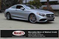 Used 2015 Mercedes-Benz S-Class S 63 AMG 4MATIC Coupe