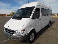 2006 Dodge Sprinter High Roof 158 WB 3dr Extended Passenger Van