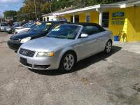 2005 Audi A4 2dr 1.8T Turbo Cabriolet