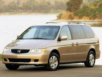 2003 Honda Odyssey EX-L 4dr Mini-Van w/DVD and Leather