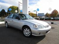 Pre-Owned 1999 Honda Civic VP FWD 4dr Car