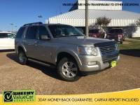 2007 Ford Explorer XLT SUV V-6 cyl