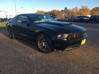 2011 Ford Mustang GT Coupe V-8 cyl