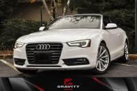2015 Audi A5 AWD 2.0T quattro Premium 2dr Convertible